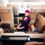 Stewardessa z arabskich stron